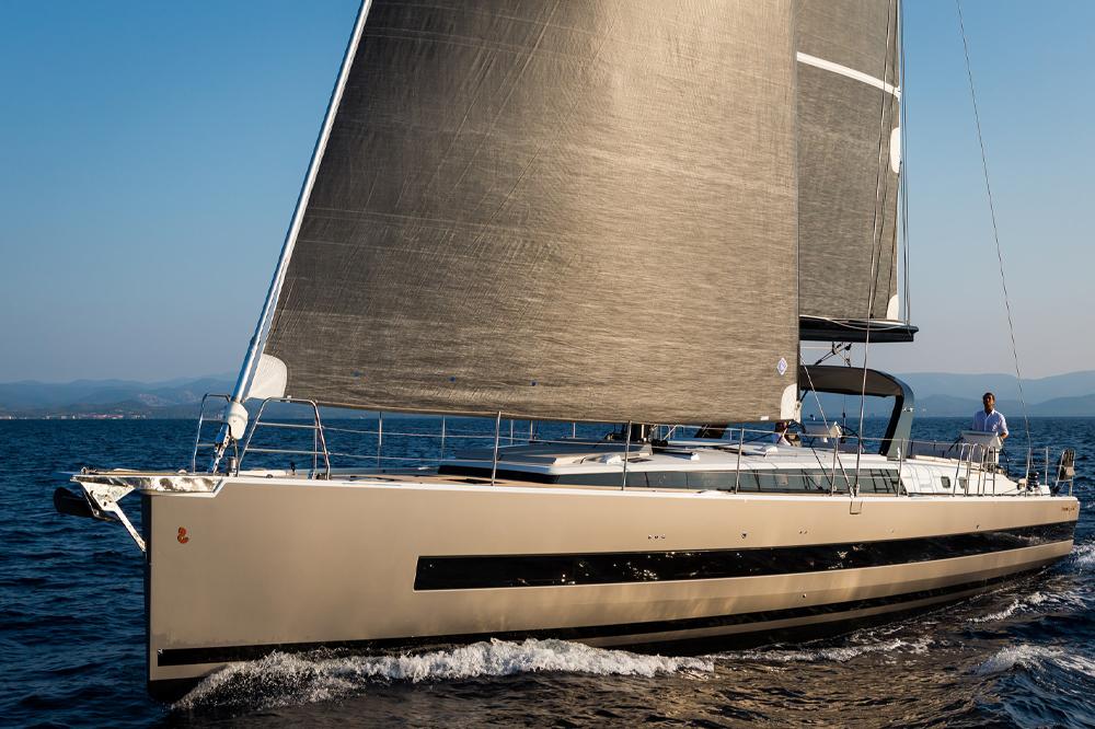 Beneteau oceans yacht ibiza