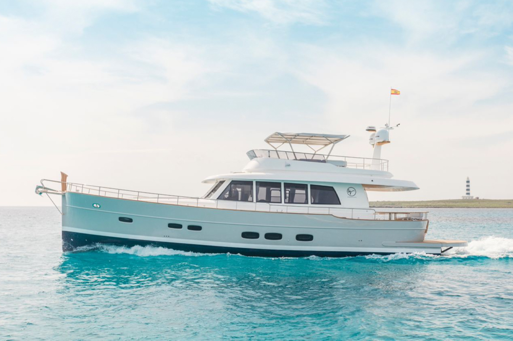 barco menorquín ibiza